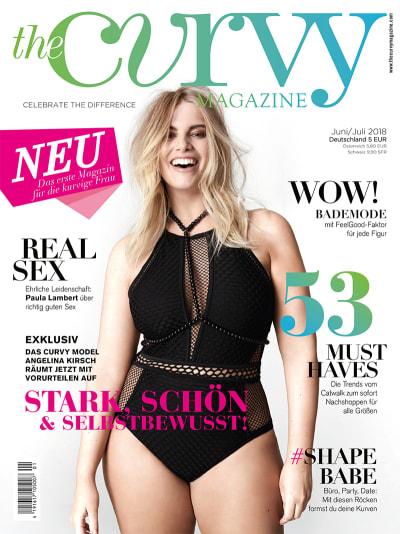 Magazine für kurvige Frauen