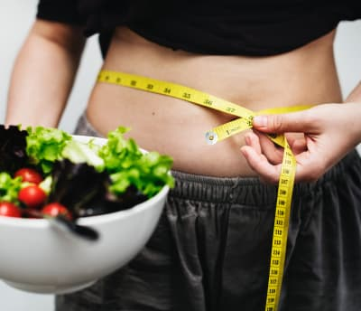 Diäten in der Pubertät