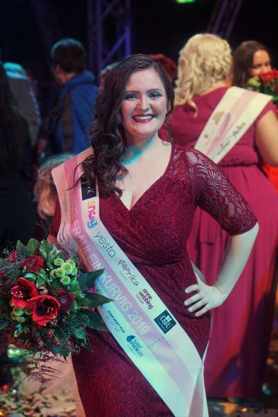 Vize Fräulein Kurvig 2019: Shannon Wundercurves