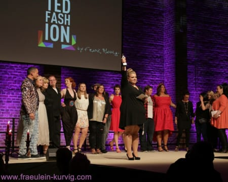 Fräulein Kurvig Melanie Hauptmanns United Fashion Award
