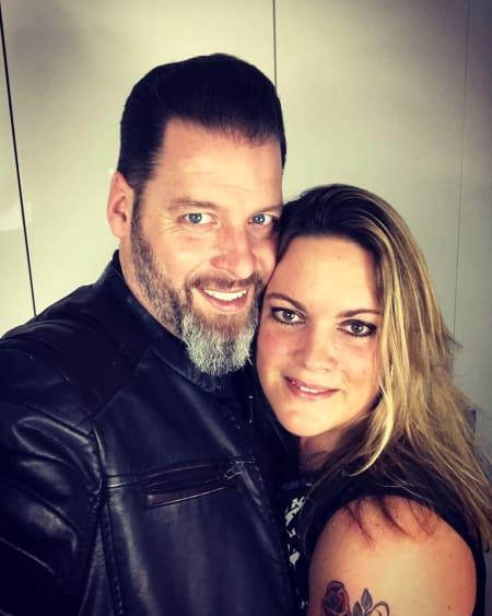 Volker und Katja von Kurvige Liebe