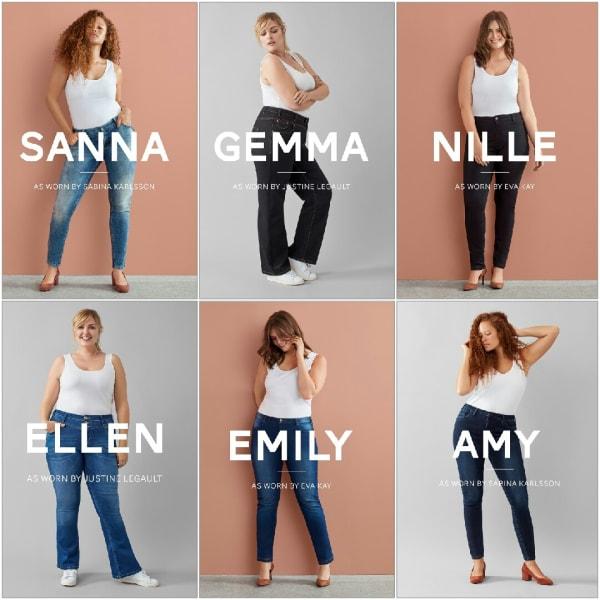 13e8cd6df5bbf8 Zizzi Jeans in großen Größen: Finde die perfekte Jeans!