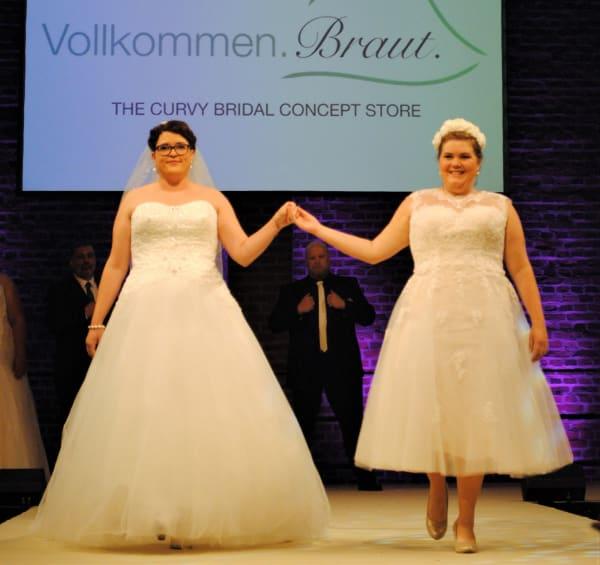 Brautaccessoires für Brautkleid große Größen