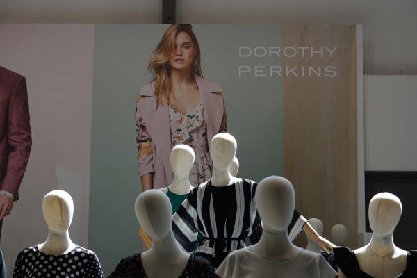 Fashion Week 2018 Wundercurves Berlin Dorothy Perkins