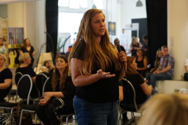 Berlin Plus Size Lounge by Kurvenrausch Berlin Fashion Week 2018
