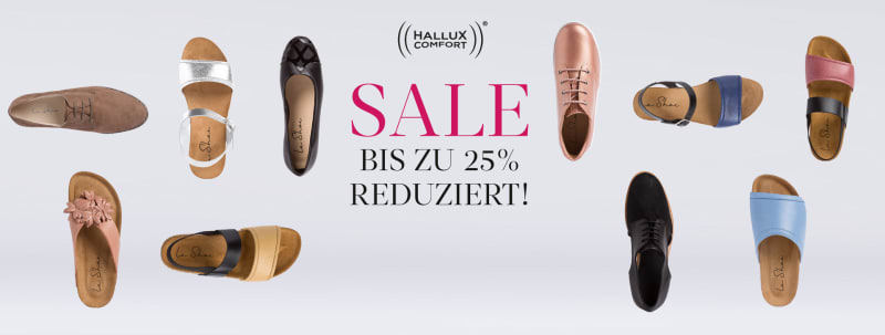 Sale bei La Shoe
