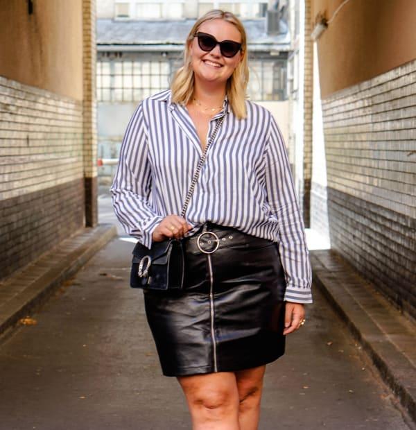 Damen Blusen in großen Größen