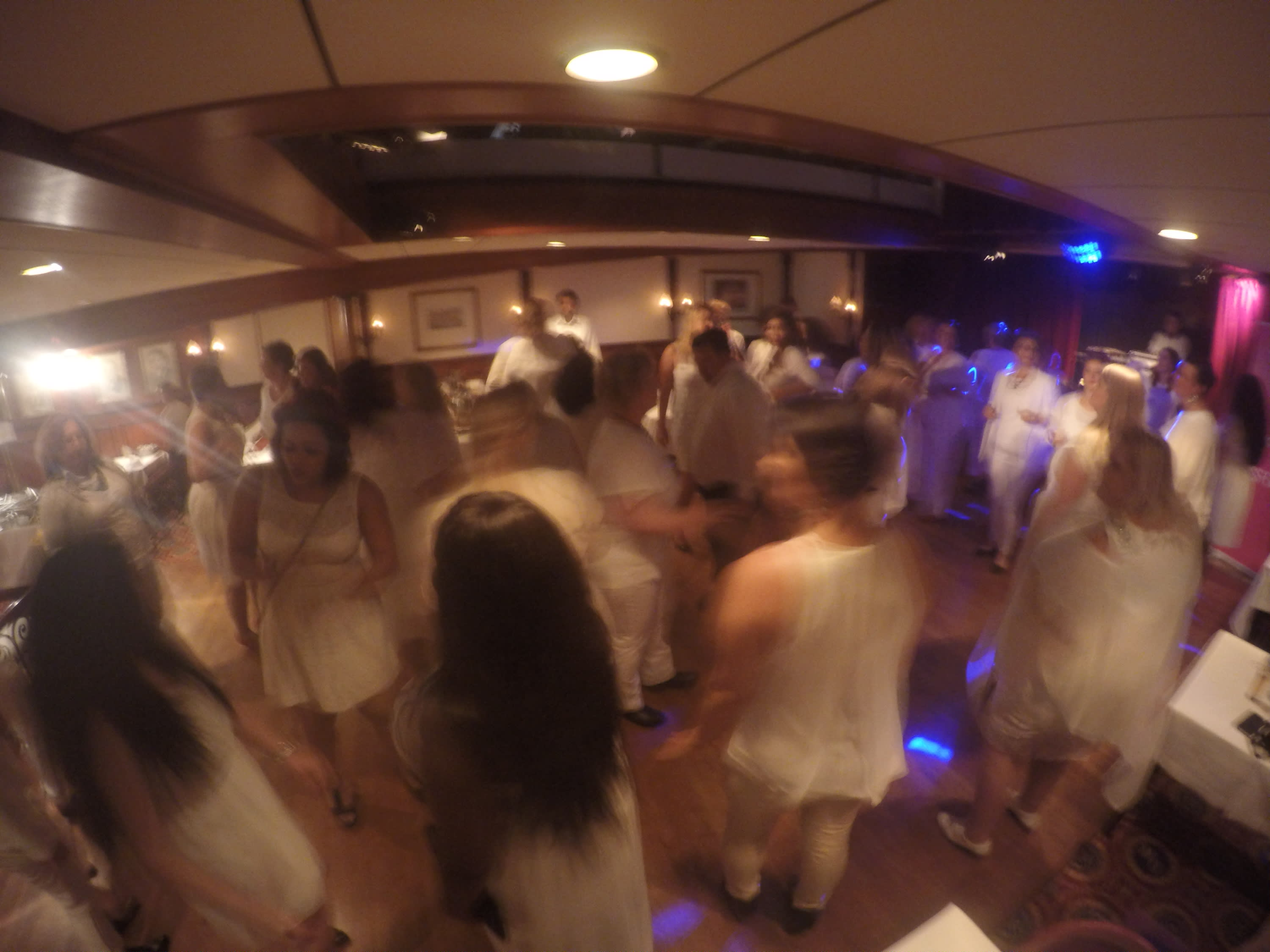 All White Party der PSFD