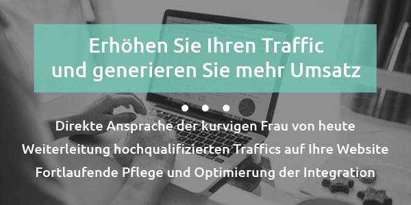 Erhöhen Sie Ihren Traffic mit Wundercurves