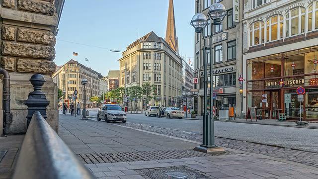 Große Größen in Hamburg Shoppen