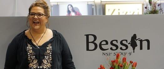 Ilka Bessin Mode Fashion Week Wundercurves
