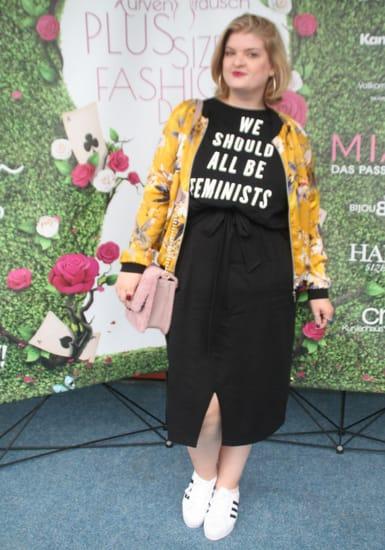 Feminismus als Mode Brand