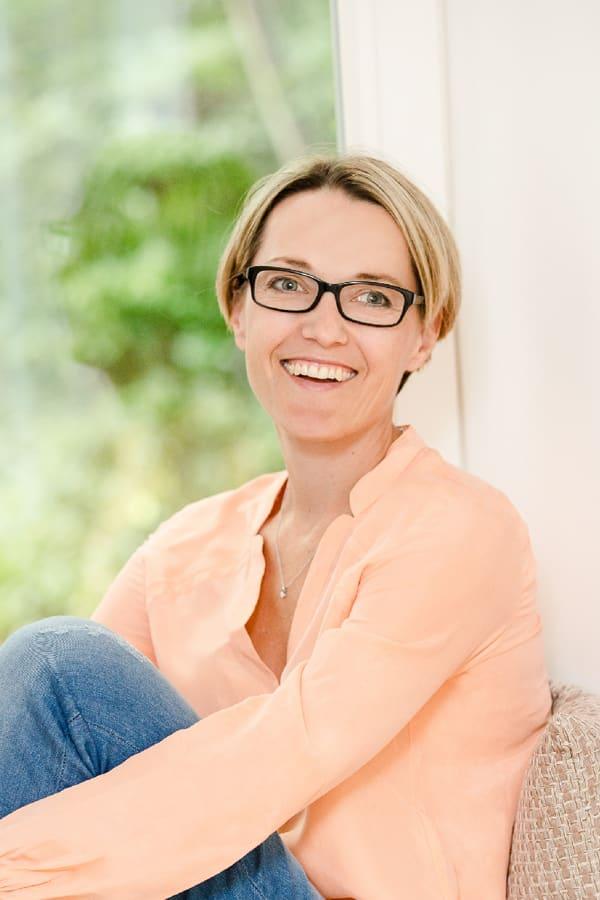 Autorin Karin Lindberg