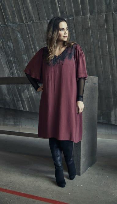 Dänische Mode große Größen ADIA