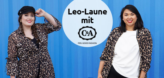 Leo-Laune mit C&A