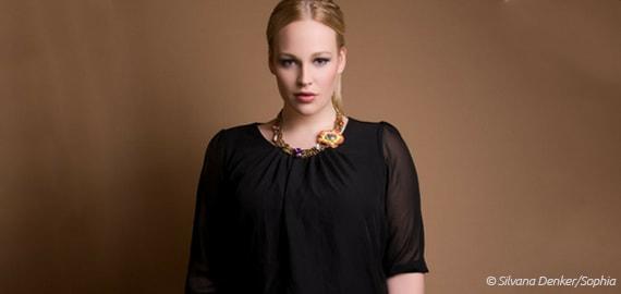 VictoriaHuettenbrink Plus Size Model
