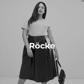 Röcke für kleine mollige Frauen