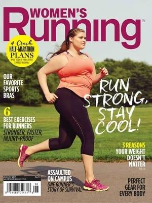 Womans Running bei wundercurves vorgestellt