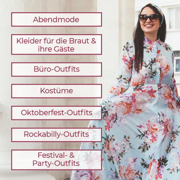 Mode für besondere Anlässe