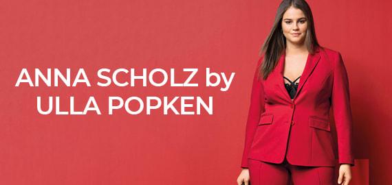 ANNA SCHOLZ by ULLA POPKEN