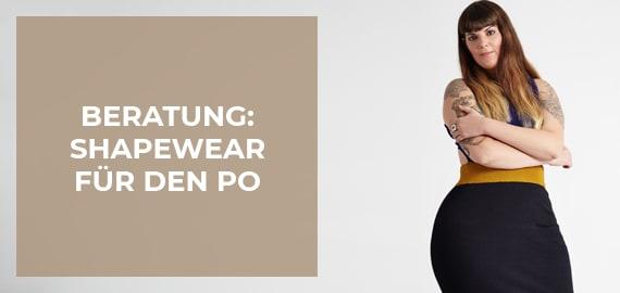 Shapewear für den Po mit Shapewear Test