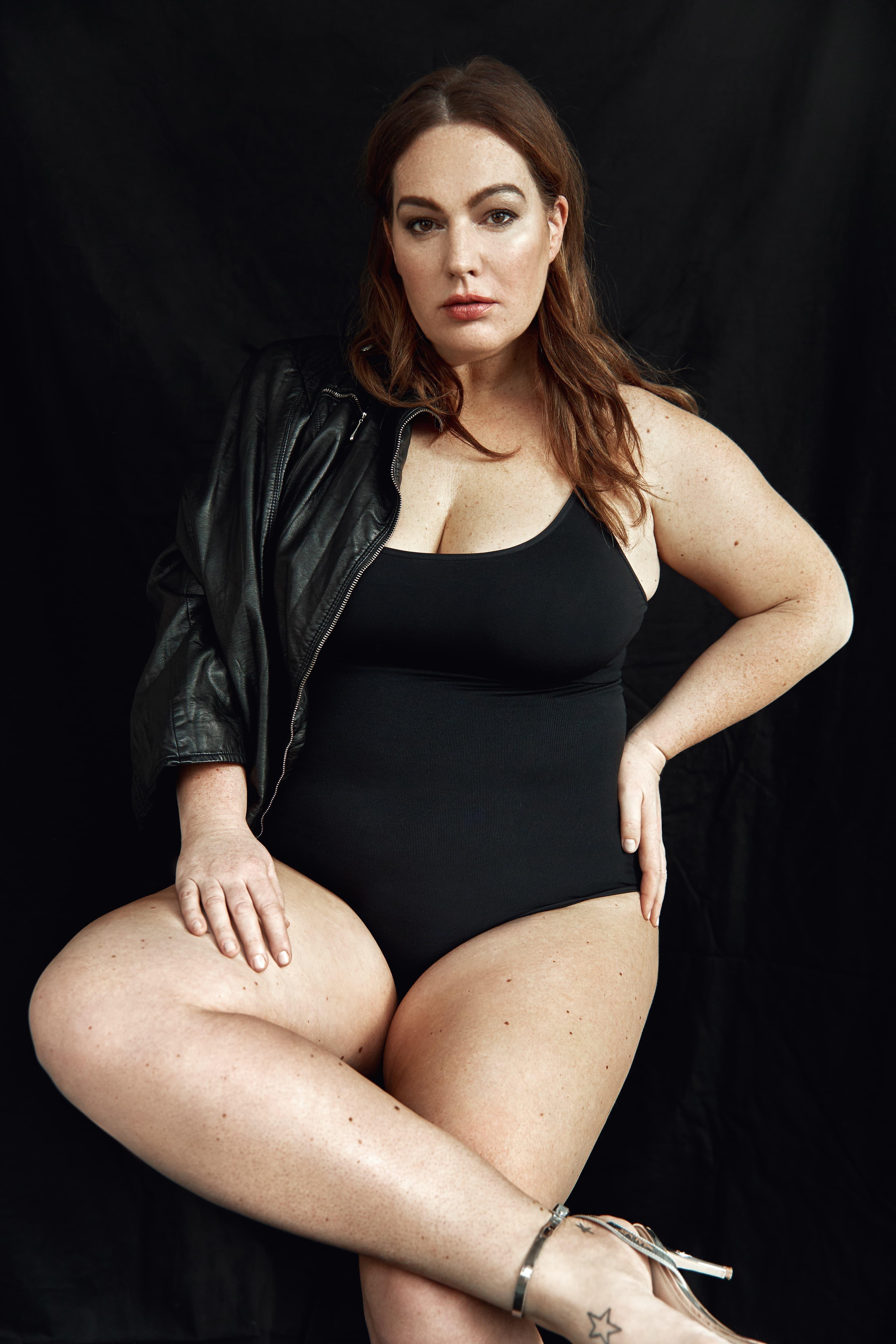 Plus Size Model im Wundercurves-Interview