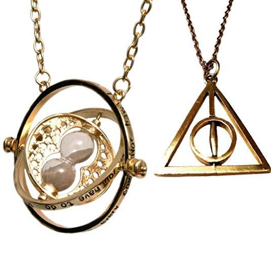 Harry Potter Halsumkehrer-Halskette auf amazon entdecken