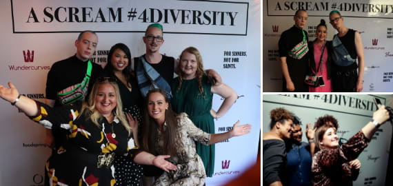 #4DIVERSITY - Body Positivity & Body Shaming