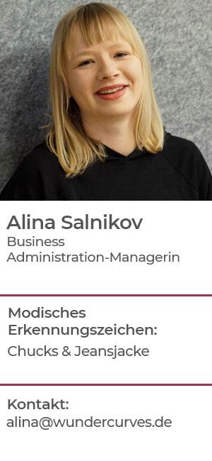 Alina Salnikov