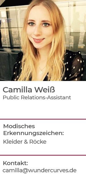 Camilla Weiß