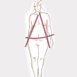 Figurtyp A: Der Birnen-Typ