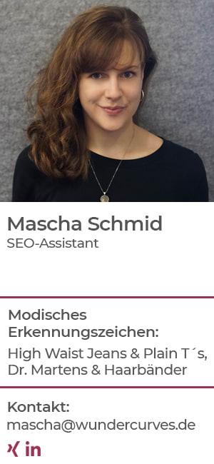 Mascha Schmid