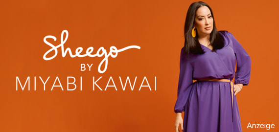 sheego by Miyabi Kawai: Die Herbstkollektion