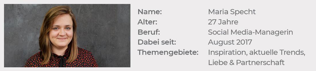 Maria Specht_Autorenpage