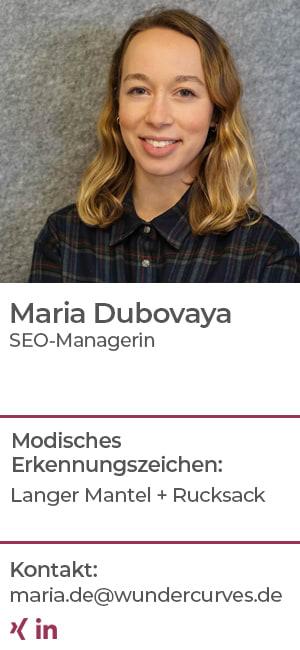 Maria Dubrovaya
