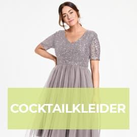 Cocktailkleider große Größen