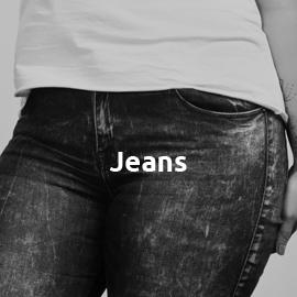 Jeans in großen Größen