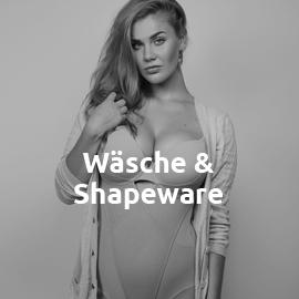 Wäsche und Shapewear in großen Größen