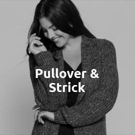 Pullover und Strick in großen Größen