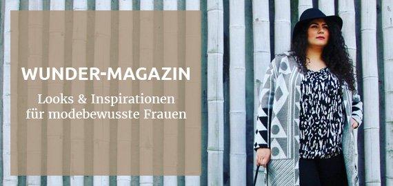Wundercurves Magazin große Größen