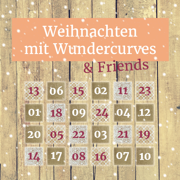 Wundercurves Plus Size Adventskalender 2016