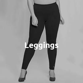 Leggings in großen Größen