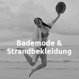 Bademode und Strandbekleidung in großen Größen