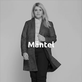 Mäntel in Plus Size