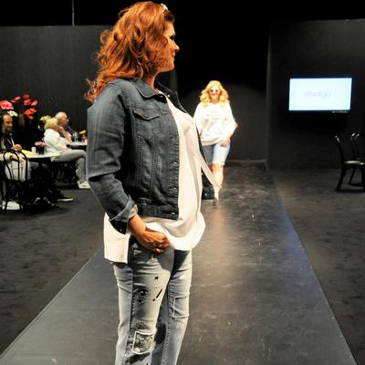 Anna Scholz for Sheego - Fashionshow