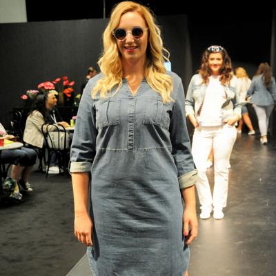 Anna Scholz for Sheego - Fashionweek 2017