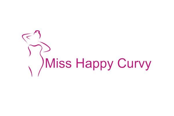 Logo Miss Happy Curvy