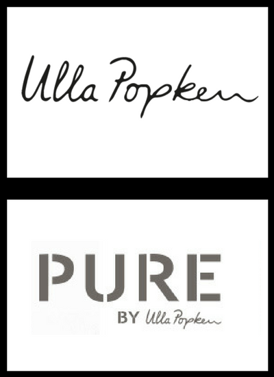 Pure by Ulla Popken Logos