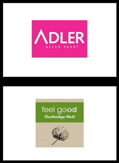 feel good Adler Logos