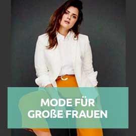 Mode für große Frauen Wundercurves